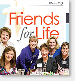 Friends for Life - Winter 2015