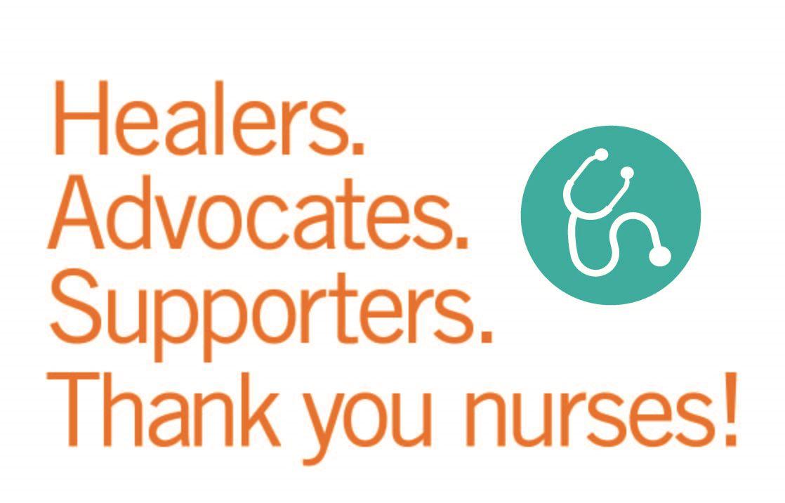 Thank You Nurses 2020